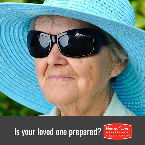 Sun Safety Tips for Seniors