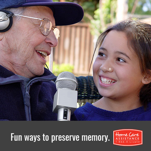 Activities Promoting Senior Memory