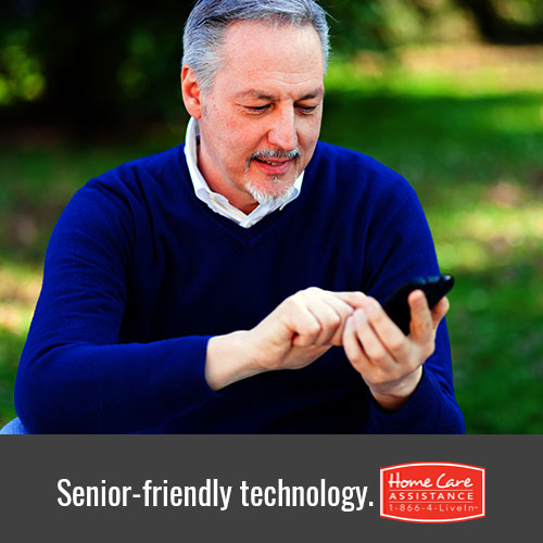 Smartphones for the Elderly