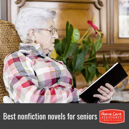 Best Nonfiction Books for Seniors to Read in Harrisburg, PA