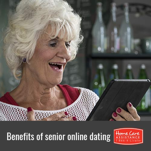 How Seniors Benefit from Online Dating in Harrisburg, PA