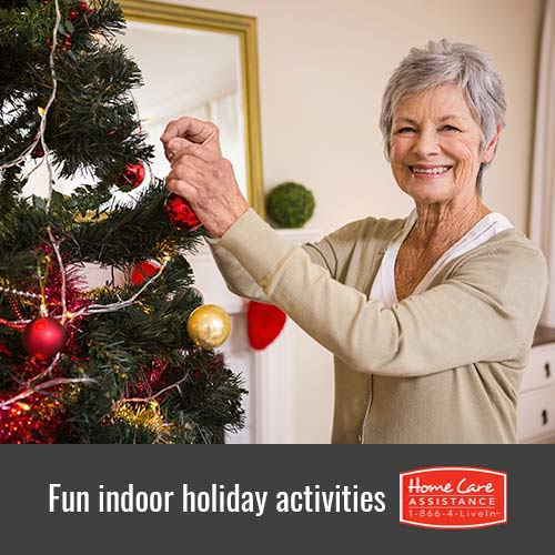 5 Fun Holiday Activities for Seniors in Harrisburg, PA