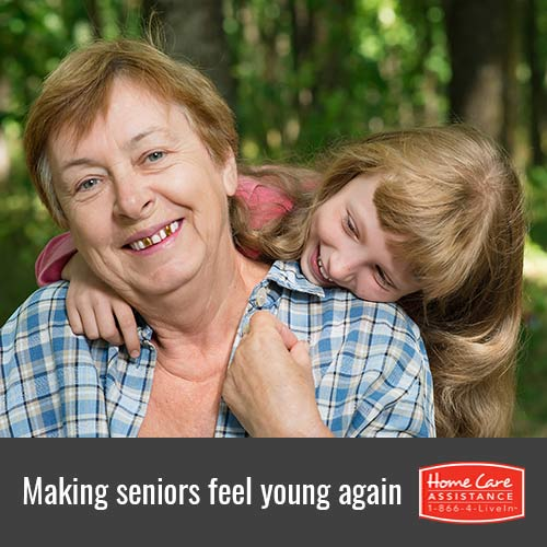 Ways to Help Your Senior Loved One Feel Young Again in Harrisburg, PA