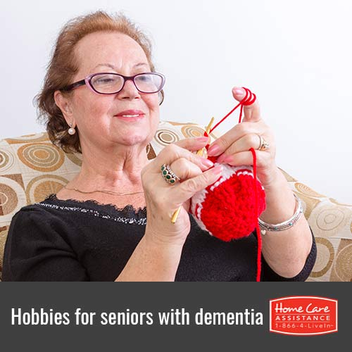 Useful Hobbies for Seniors with Dementia in Harrisburg, PA