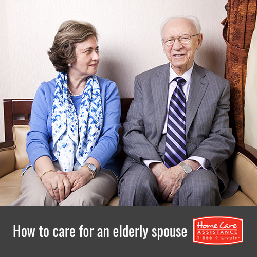 Tips for Caring for a Senior Spouse in Harrisburg, PA