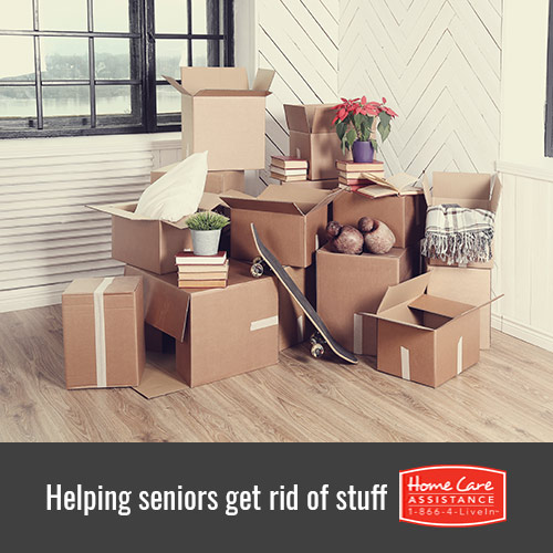 How to Help the Elderly Get Rid of Excess Stuff in Harrisburg, PA