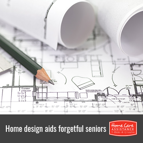 Using Home Design to Benefit Seniors with Dementia in Harrisburg, PA