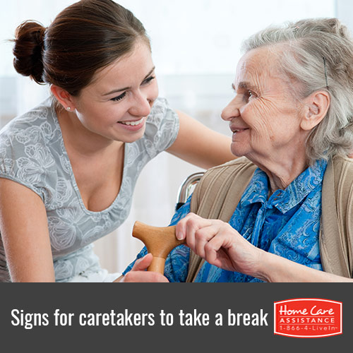 Reasons for Caretakers to take a Break from Caregiving in Harrisburg, PA