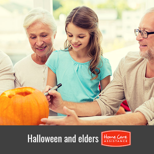 Entertaining Halloween Activities For Seniors in Harrisburg, PA