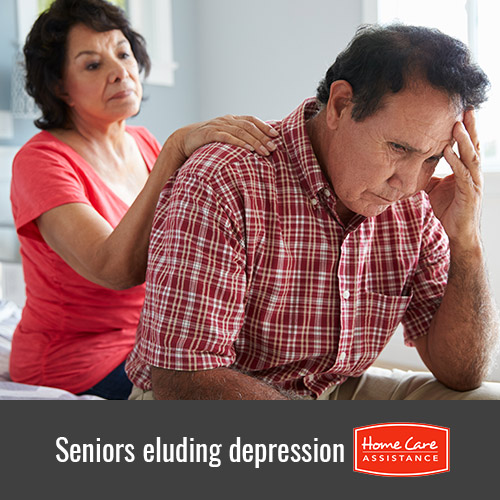 Eluding Depression in Retired Seniors in Harrisburg, PA