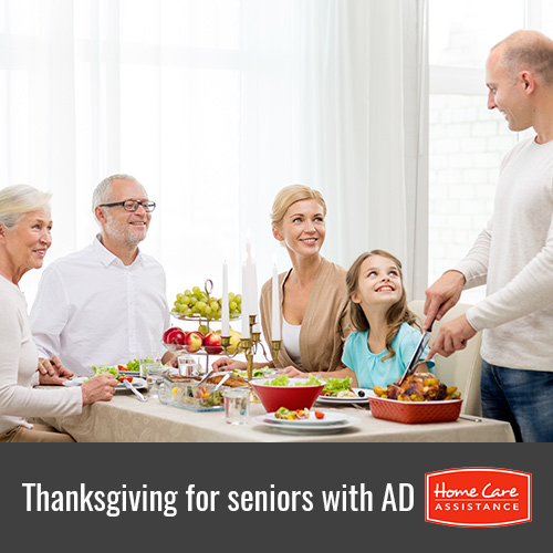 How to Help the Elderly with Alzheimer's During Thanksgiving in Harrisburg, PA