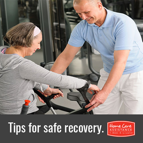 Senior Exercises for Surgery Recovery