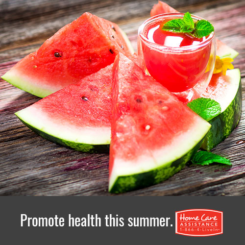 Healthy Summer Foods for Seniors