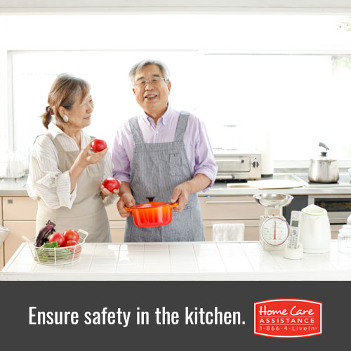 Tips for Seniors on Staying Safe in the Kitchen