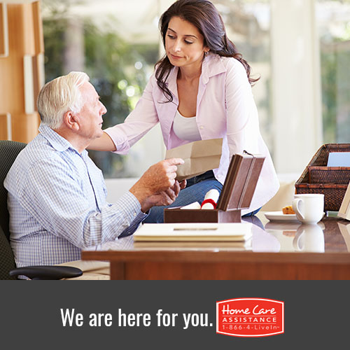 Helping an Elder with In Home Care