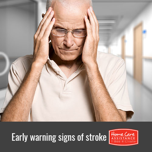 Early Signs that Implicate a Stroke