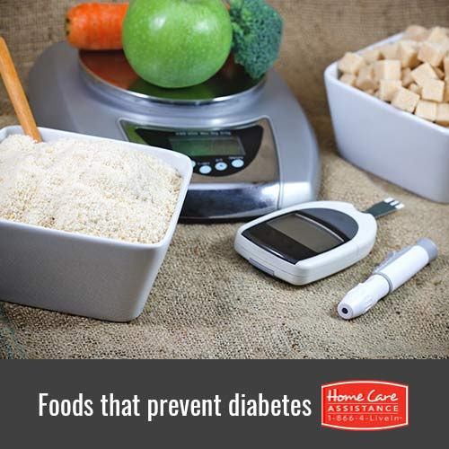 Good Foods that Can Help Prevent Diabetes in Harrisburg, PA