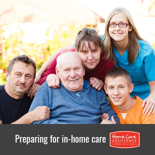 How to Prepare a Senior's House for Live-In Care in Harrisburg, PA