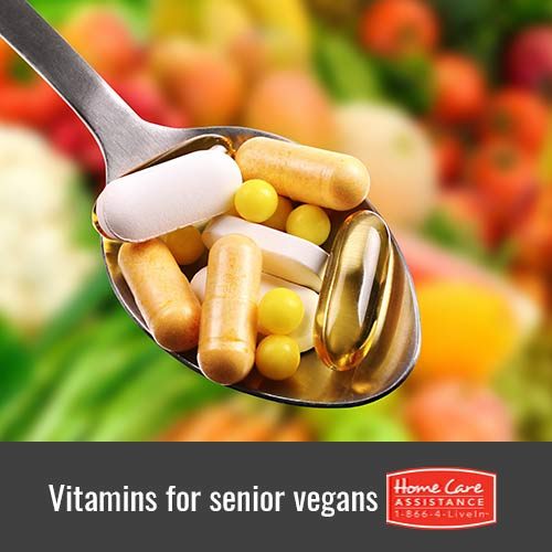 Essential Vitamins for Vegan Seniors in Harrisburg, PA