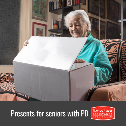 Presents to Buy for Seniors with Parkinson's Disease in Harrisburg, PA