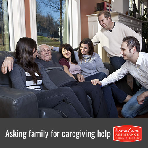 How to Convince Family Members to Help Care for Your Senior Loved One in Harrisburg, PA