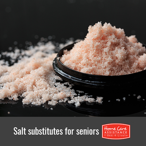 Healthy Salt Alternatives for Seniors in Harrisburg, PA