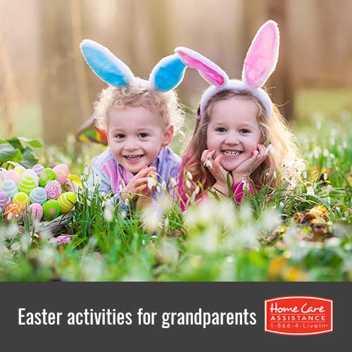 Fun Easter Activities for Seniors and Their Grandchildren in Harrisburg, PA