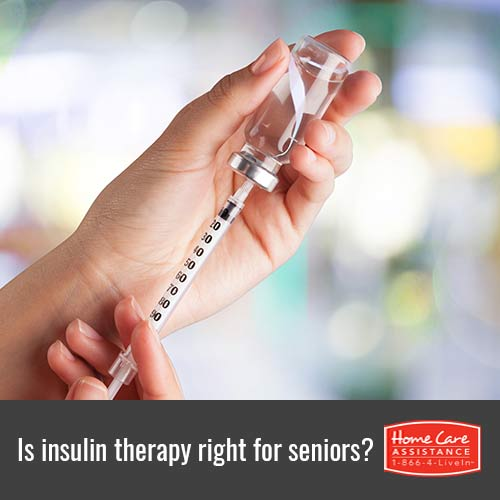Is Insulin Therapy Right for Your Elderly Loved One in Harrisburg, PA?