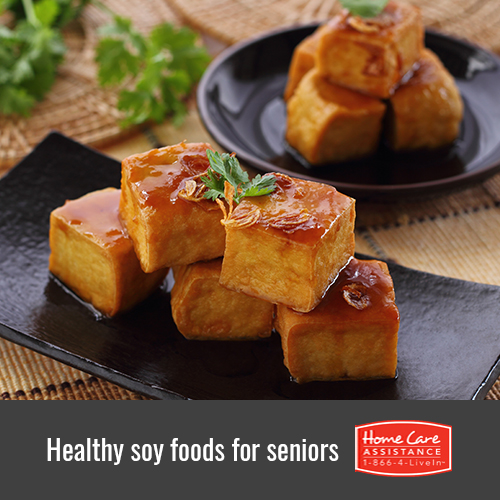 How to Add Soy to a Senior's Diet in Harrisburg, PA