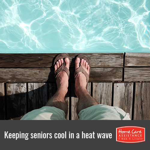 4 Ways to Keep Seniors Cool During a Heat Wave in Harrisburg, PA