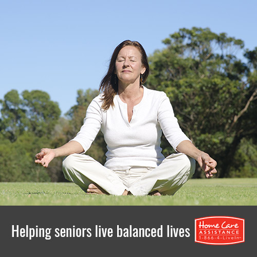 Ways to Help Seniors Live Balanced Lives in Harrisburg, PA