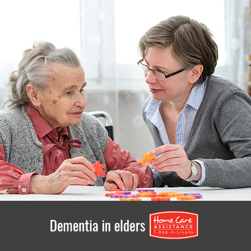 Exercises that Help Elders with Dementia in Harrisburg, PA