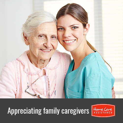 Why You Should Appreciate Family Caregivers in Harrisburg, PA