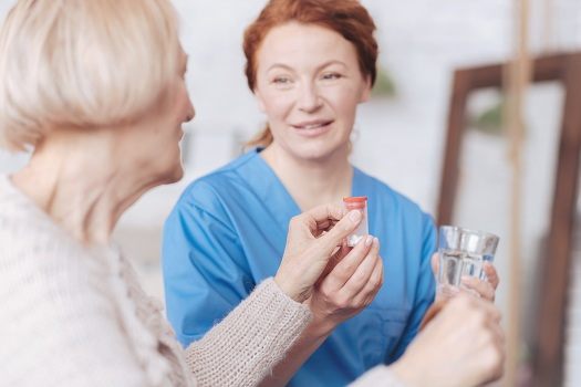 Ways to Help an Older Parent with Shingles in Harrisburg, Pa