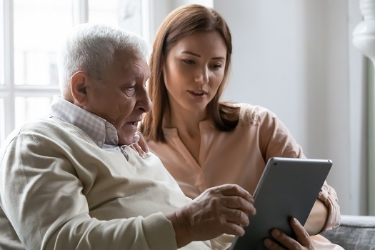 Helping Your Elderly Parent Use the Internet Safely in Harrisburg, Pa