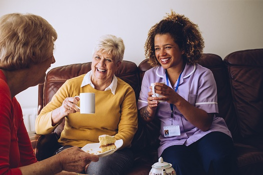 Providing Care at Home for a Senior Spouse in Harrisburg, Pa