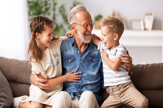 Why Older Adults Should Spend Time with Their Grandchildren in Harrisburg, Pa