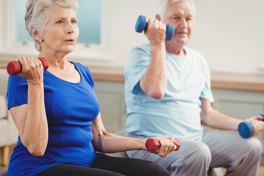 Advantages of Strength Training for Older Adults in Harrisburg, Pa
